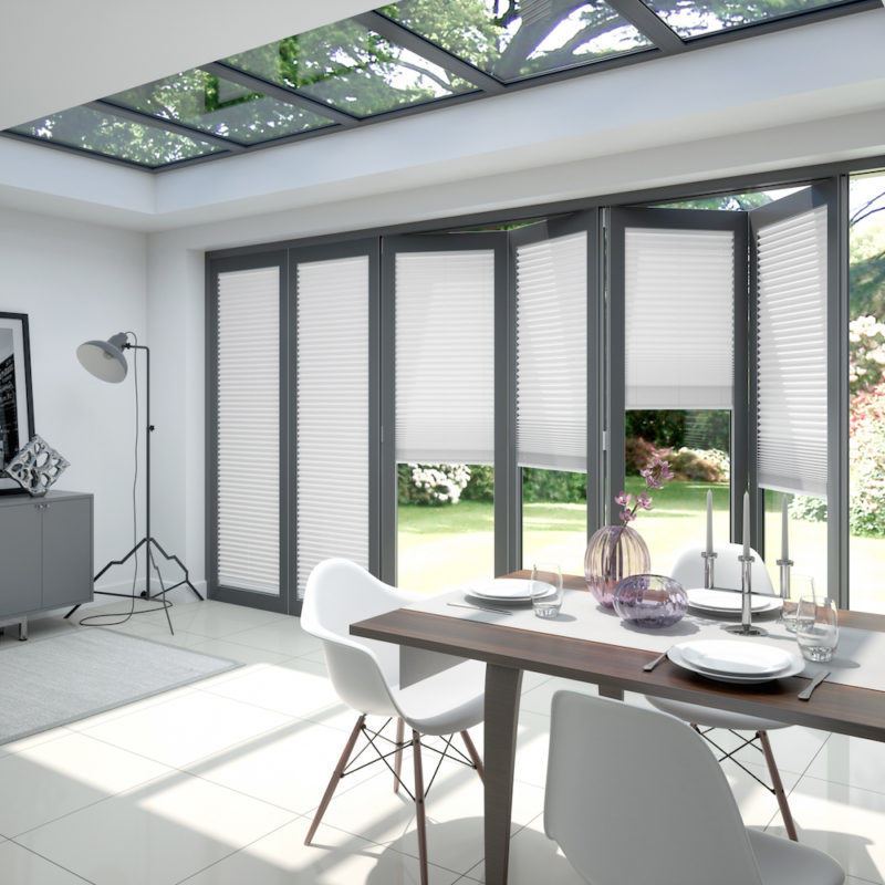 Can I Have Blinds On My Beautiful New Bifold Doors The