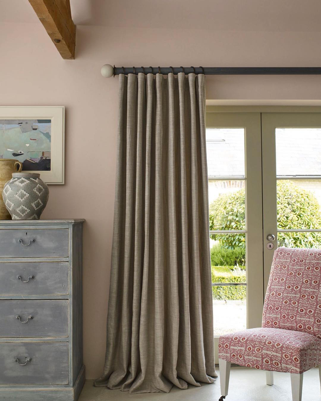 Wave And Ripple Curtains More Ways To Get The Look The